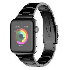 JETech Replacement Band for Apple Watch Serial 1 2 3 4 Stainless Steel Strap