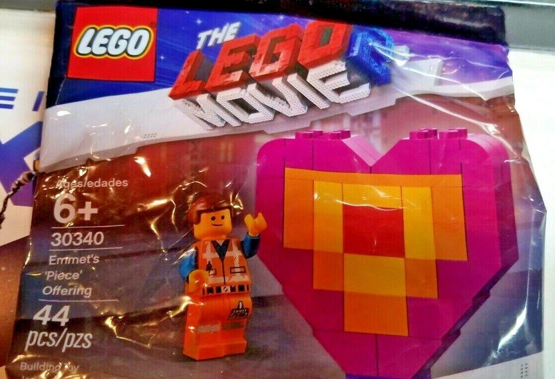NEW Lego Movie Movie Movie 2 (4) Polybags Bundle w IMAX Poster 30529 30528 30527 30340 RARE ab7606