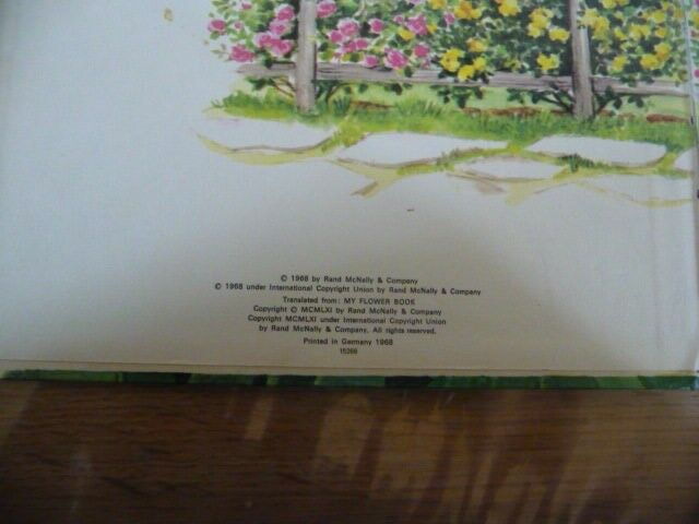 Havens blomster, Dorothy Thompson Landis