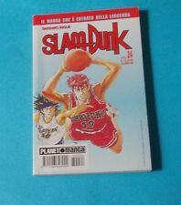 SLAM DUNK nr. 24 del 1998 (ed. Planet Manga)