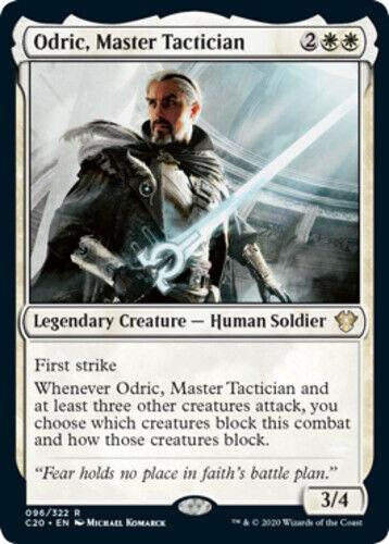 LUNARCH MARSHAL X4 Commander 2020 Magic MTG MINT CARD ODRIC