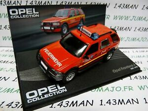 OPE72R-voiture-1-43-IXO-OPEL-collection-FRONTERA-A-pompiers