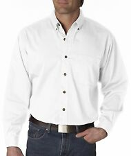 ef45c278eb4 item 3 UltraClub Mens Cypress Long-Sleeve Denim Shirt with Pocket. 8960 - UltraClub  Mens Cypress Long-Sleeve Denim Shirt with Pocket. 8960
