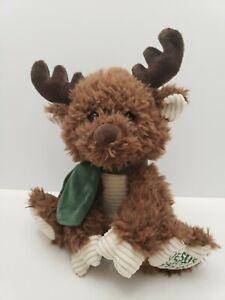 Fiesta-Scruffy-Moose-Green-Scarf-Jesus-Loves-Me-Reindeer-Plush-Toy-Christian-11