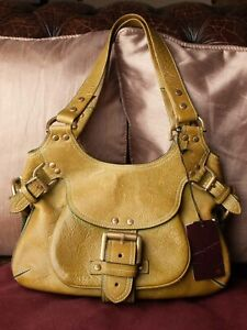 Darwin Leather Phoebe Handbag