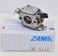 GENUINE Zama C1Q-EL12 Carburetor Husqvarna 322C, 322L, 323C, 235L, 326L Jonsered
