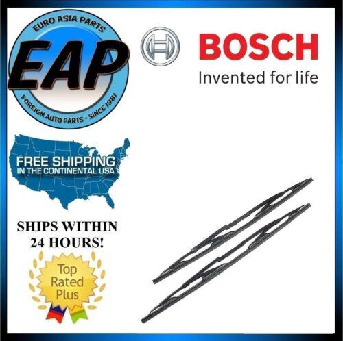 For Audi A4 S4 A4 Quattro 1.8L 2.7L 3.0L 4.2L Windshield Wiper Blade Set NEW