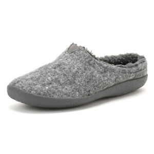 c1cf1f3f5d3 Image is loading TOMS-Mens-Grey-Textile-Berkeley-Slippers-Casual-Home-