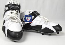 c2f4645750b8a0 item 7 Reebok NFL Football Cleats Black White Men s Size 15 RB 702 KTS  20-174284 -Reebok NFL Football Cleats Black White Men s Size 15 RB 702 KTS  20-174284