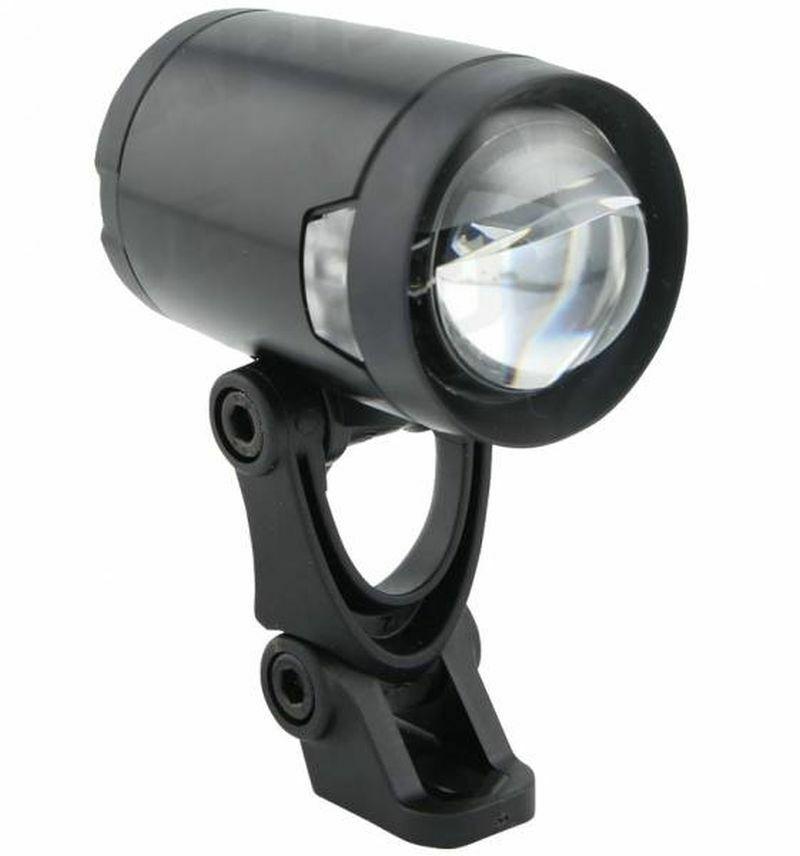 Contec LED Bicicleta Eléctrica Faro Delantero  Aurora 230 E +  100 Lux 6-12V Dc