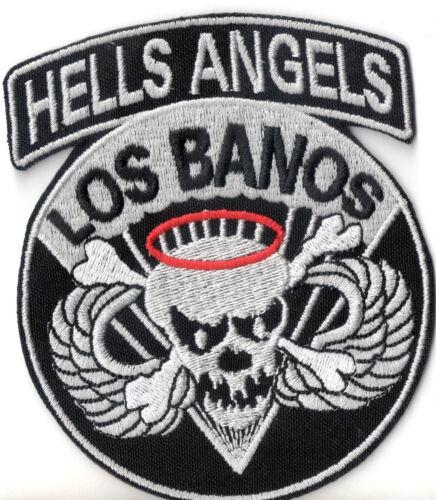 Hells Angels Abzeichen Erklärung