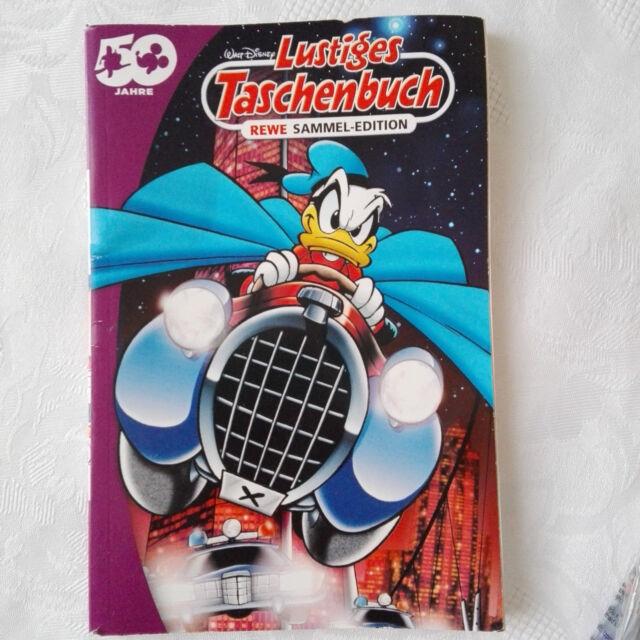 50 Jahre Rewe Sammelaktion Taschenbuch Walt Disney