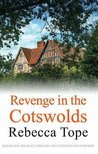 Revenge IN Der Cotswolds (Cotswold Mystery Serie) Von Tope  Rebecca Taschenbuch