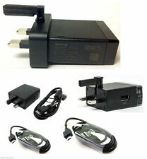 SONY EP880 MAINS CHARGER & CABLE XPERIA Z5 Z3 PLUS Z5 COMPACT M4 AQUA T3