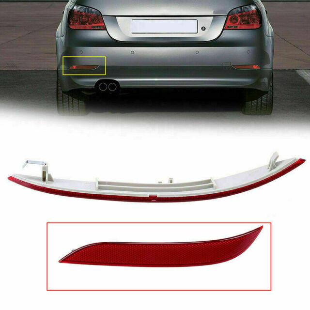 Car Left Rear Bumper Reflector For BMW 5 Series E60 Sedan 2003-2007