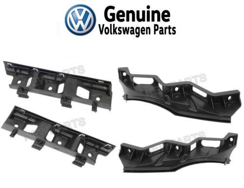 For VW Passat 06-10 Front Inner /& Outer Fender Bumper Cover Guides OEM Genuine