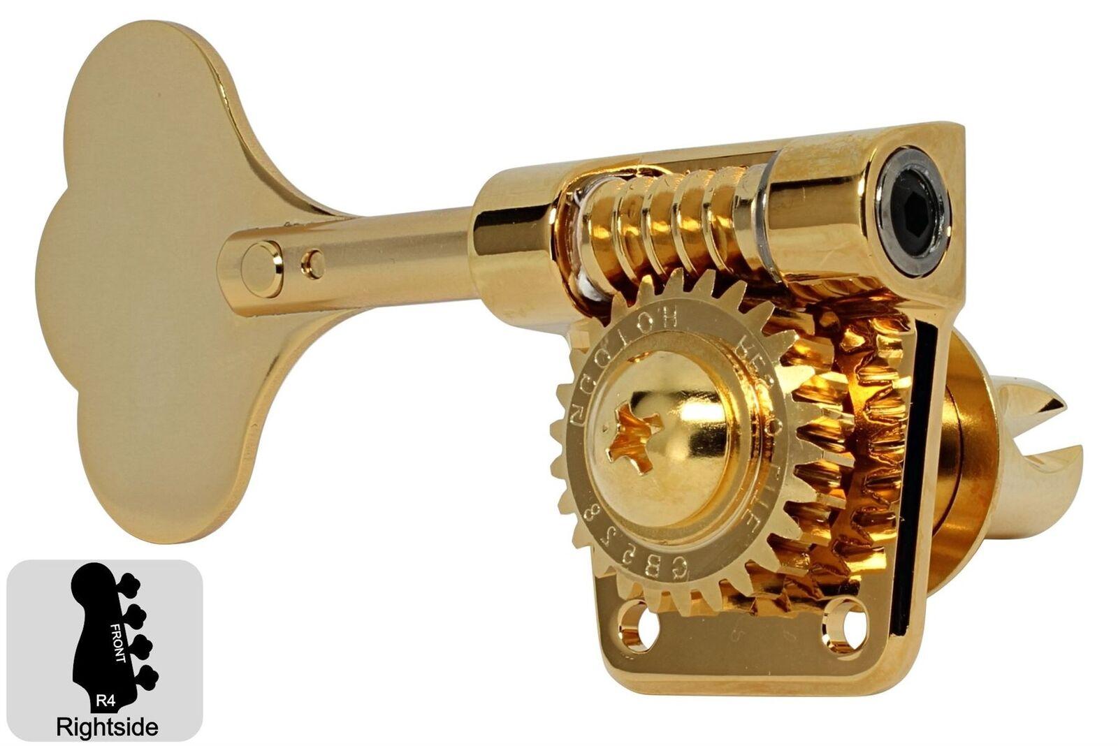 GOTOH GB528 res-o-lite bajo máquinas de afinación afinación afinación sintonizadores - 4R-Dorado 15c66e