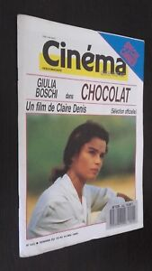 Revista Semanal Cinema N º 442 de La 18A 24 Mai 1988 Buen Estado