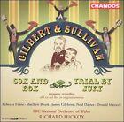Gilbert & Sullivan: Cox & Box; Trial by Jury (CD, Jun-2005, Chandos)