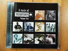 A Taste of Tradition 2 /Joe Williams Sonny Terry Jimmy Witherspoon Woody Guthrie