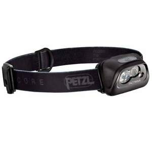 Petzl Tactikka Hybrid Tactical Military Army Hiking Work LED Head Torch Headlamp