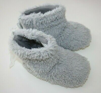 Baby Old Navy Gray Fuzzy UNISEX FAUX
