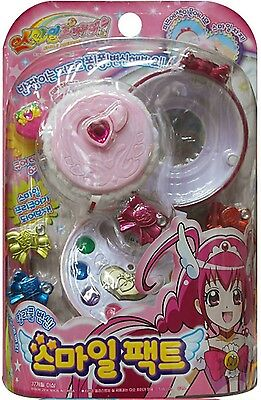 Smile Precure Colorful Transformation Smile Pact Free Ship w//Tracking# New Japan