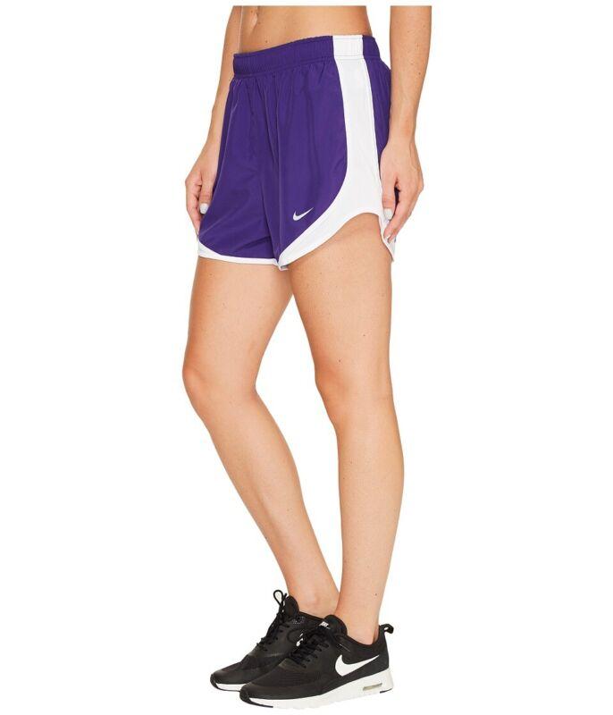 Fashion Style Nike Women's Dri-fit Tempo Running Shorts, Purple, Size S, $30, Nwt
