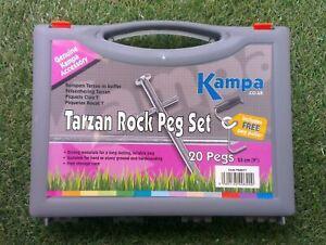 KAMPA-TARZAN-ROCK-PEG-SET