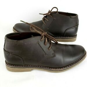arizona jeans co men's shoes sargent chukka boots size 8 m