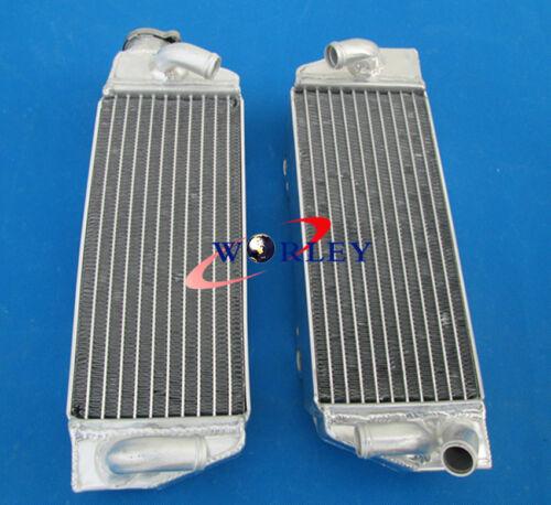 aluminum radiator /& HOSE KTM 250//300//380 EXC//MXC//SX 98-03 99 00 01 02 2003 2002