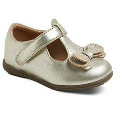 Toddler Girls/' Valentina Heeled Bow Sandals Genuine Kids from OshKosh Pink