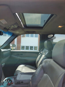 Chevrolet tahoe 5.3 litre 4x4