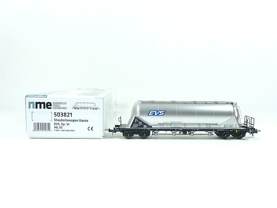 NME h0 503821 DC, polvere Silo autorello uacns 82m³ EVS, Nuovo, Confezione Originale