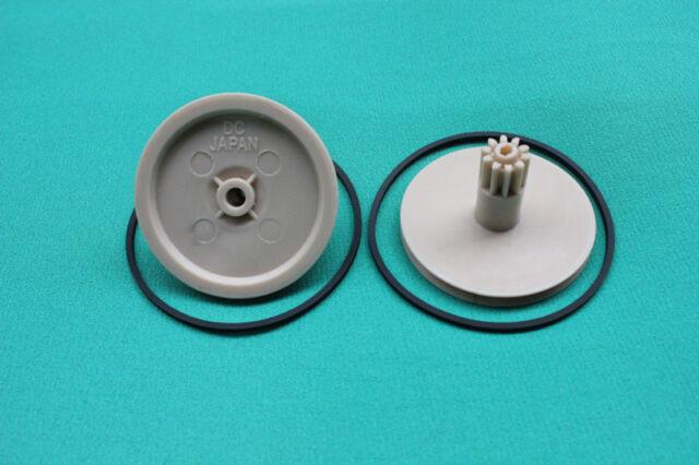 Pair Moonsudio Aluminum metal Gold-Plated AGE EU Power Plug /& AGF IEC Connector