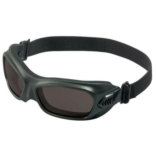 Jackson Safety V80 Wildcat Cutting Goggles Shade 5.0 Lens Black ...
