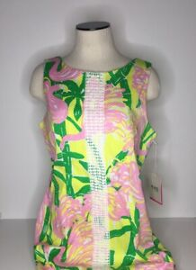 Details about Womens Plus Size. Fan Dance Mini Dress from Lilly Pulitzer  for Target. Size 14W