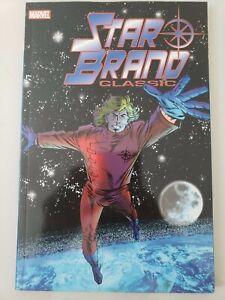 STAR BRAND CLASSIC TPB COLLECTION 2006 MARVEL COMICS NEW UNIVERSE JOHN ROMITA JR