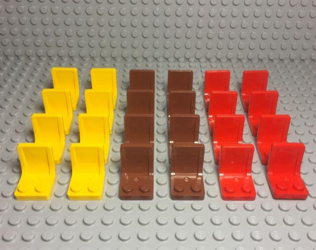 City Mechanics Mini Figure Utensils Bulk Parts Lot Lego X12 New Red Toolbox