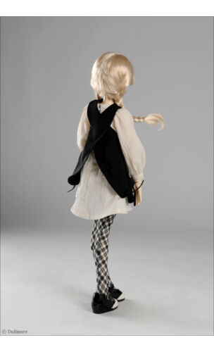 Ivory + B Karon Dress Set Dollmore 1//4 BJD doll clothes MSD SIZE