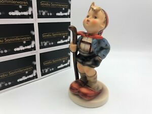 Hummel-Figurine-16-1-Hans-IN-Luck-5-5-8in-1-Choice-Small-Defective