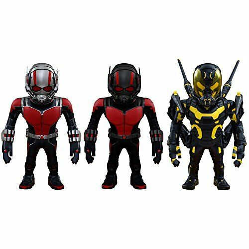 NEW ARTIST MIX Ant-Man DELUXE SET OF 3 Action Figure Hot Toys F/S
