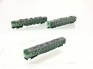 Kato-10-448-N-Gauge-Japanese-165-Series-Moonlight-3-Car-Unit