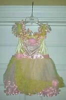 Disney Belle Princess Costume From Beauty & The Beast Size 2t Or 3t