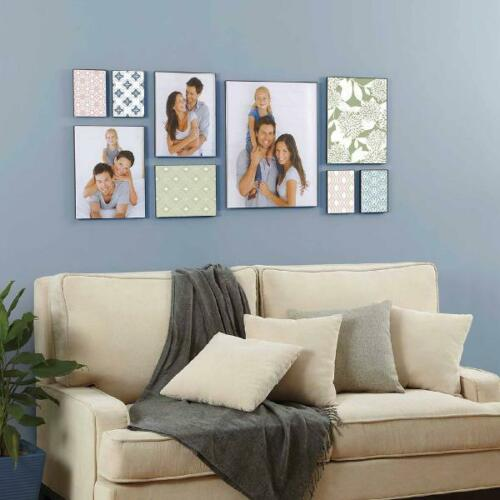 Picture Photo Frame 12x18 in Format Home Decoration Artwork Wall Hanging Black