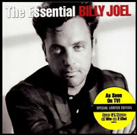 Essential Billy Joel 2 Cd Factory Sealed Seen On Tv Special Limited Edition