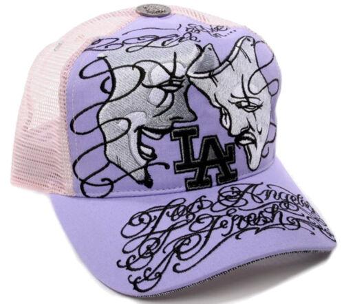 Los Angeles Fresh by Boog tatouage type Trucker Snapback Cap 2 Live /& les in la