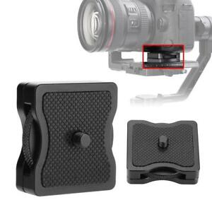 Camera-Quick-Riser-Adapter-for-Zhiyun-Crane-Dji-Ronin-S-Stabilizer-1-4-034-Screw