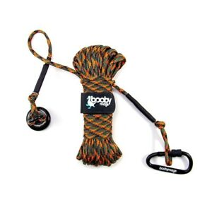 NEW-Booby-Mags-Magnetic-Retrieval-Kit-Compact-Magnet-Fishing-Kit-Orange-Camo