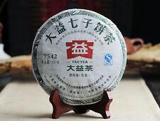 7542 * 2011 Yunnan Menghai Dayi Raw Pu'er Tea Cake 357g 12.59oz